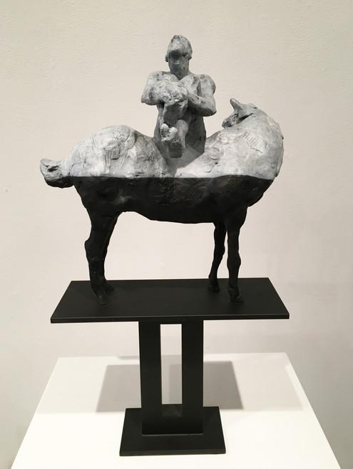 Belgin Yücelen: Man and the Horse