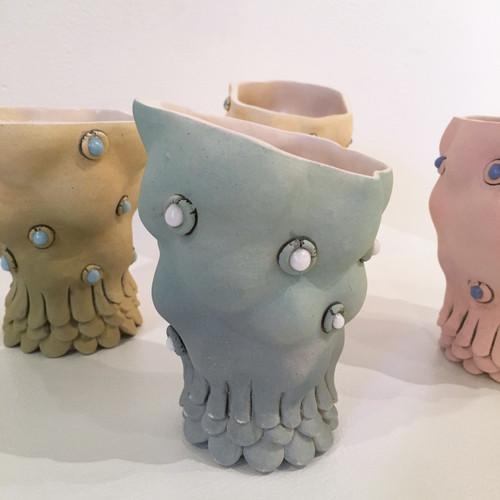 Sara Catapano: Blob Cups