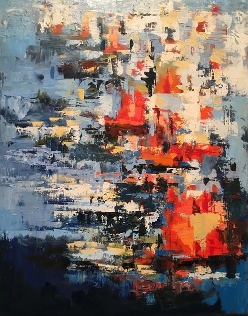 Heather Kanazawa: Above the Water