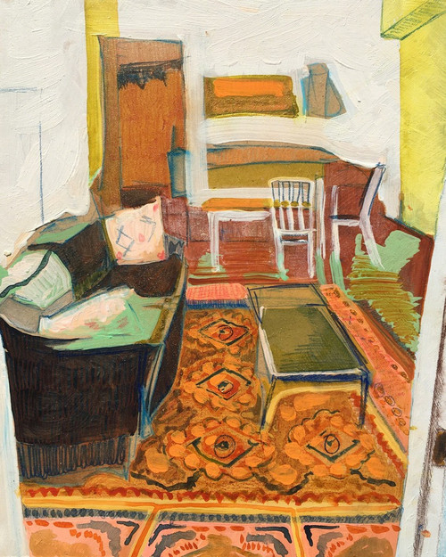 Erika Stearly: 227 Mulberry Street, no. 2