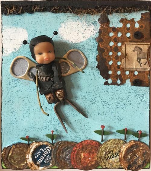 Sherry Rusinack: Just Buzzing Around