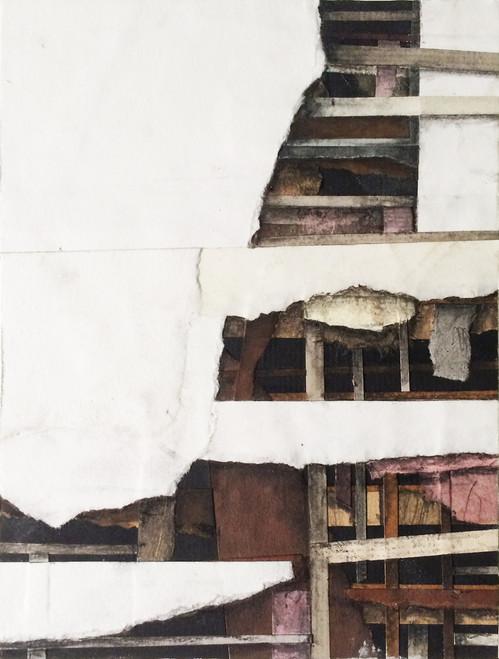 Seth Clark: Surface Study (white)