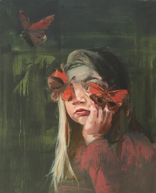 Annie Heisey: Butterfly Eyes