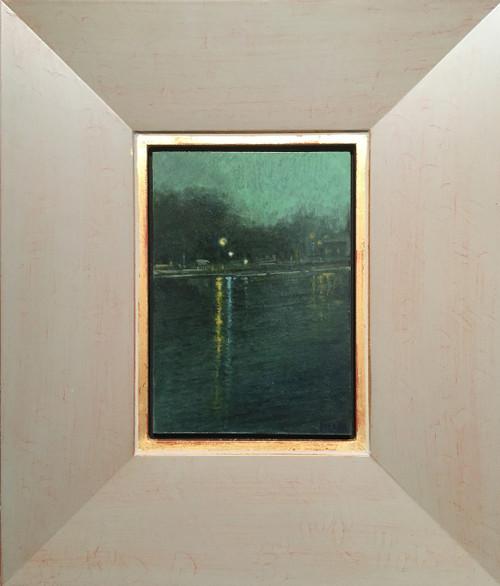 Crista Pisano: Lights on the Lake