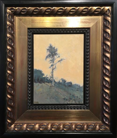 Crista Pisano: Tree at Dusk