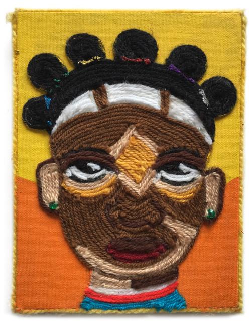Nzuji De Magalhaes: African Girl