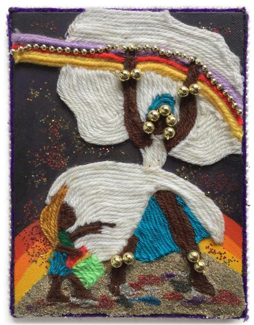 Nzuji De Magalhaes: Spirit Dancer no. 1
