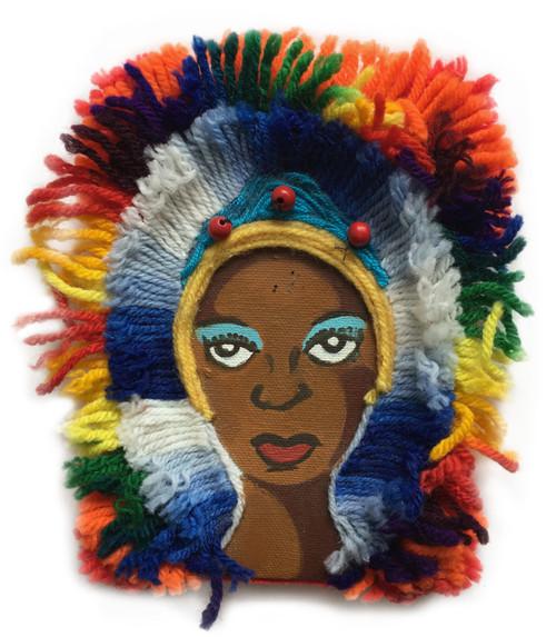 Nzuji De Magalhaes: African Princess