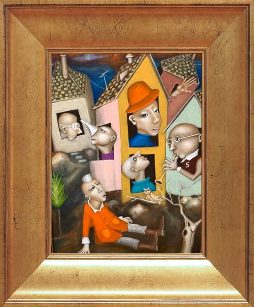 Salvador Di Quinzio: The Neighborhood