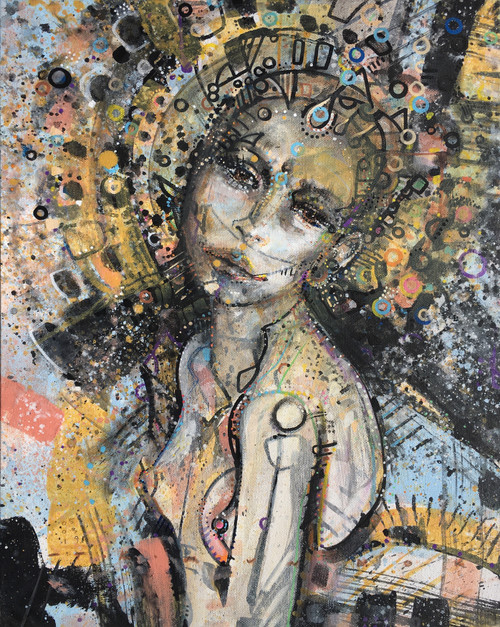 TK Mundok: Goddess of Understanding & Forgiveness