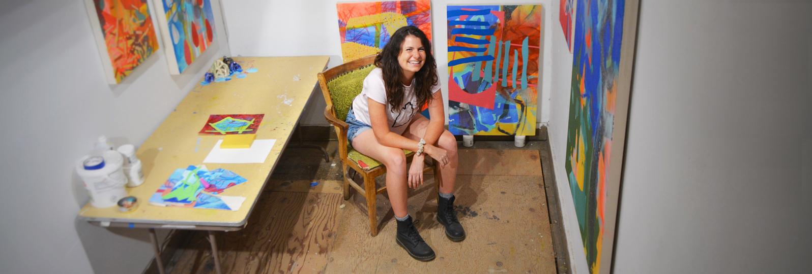 Catie Dillion Artist Profile
