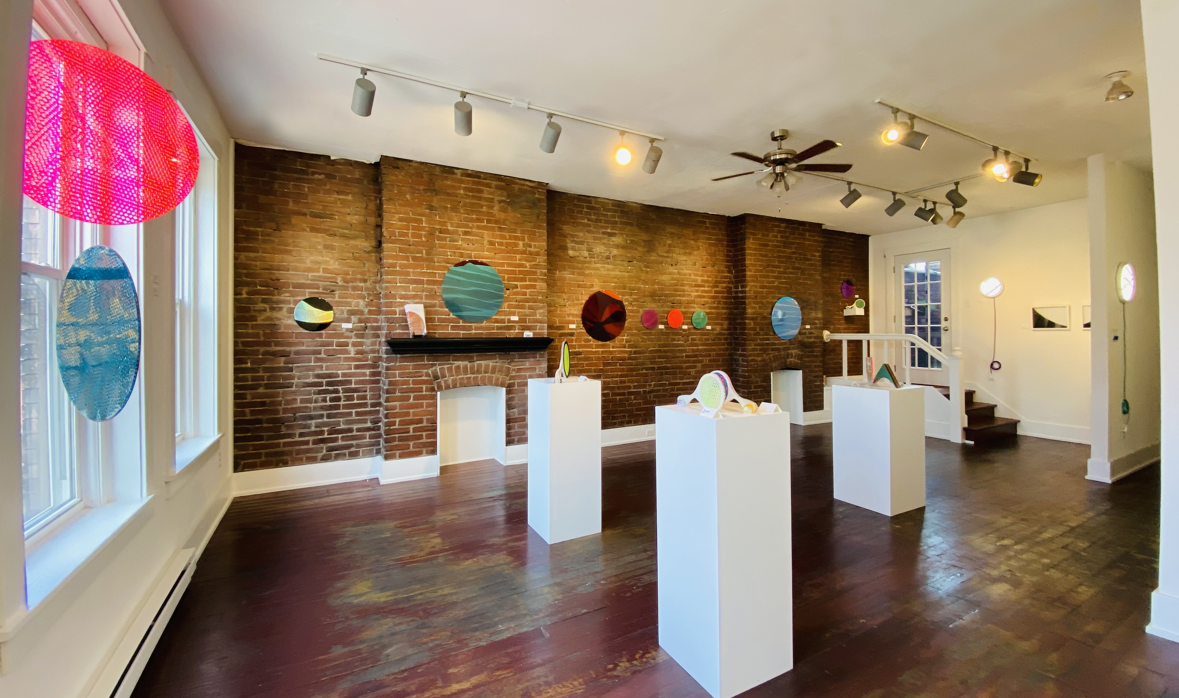 Jessica Alpern Brown: Divide and Light @ BoxHeart Gallery