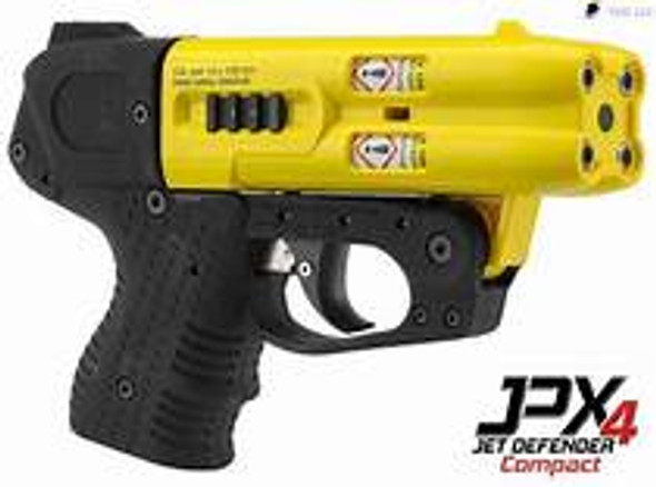 JPX4 Compact C-2 With a Laser (Safety Yellow)
