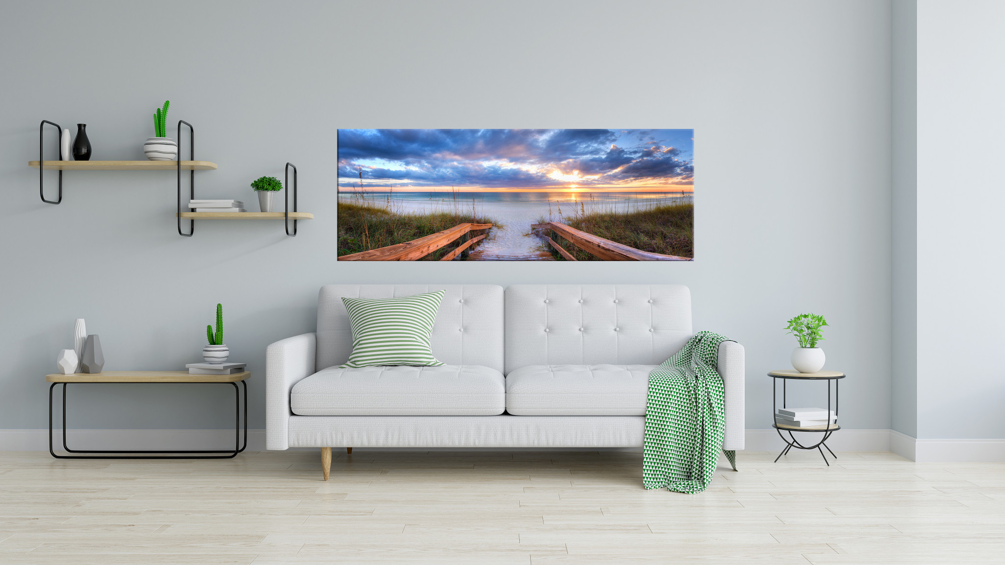 Life S A Beach Limited Edition Gicl Eacute E Large Format Canvas Art Prints From Masters At Art
