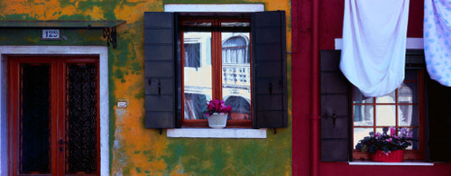 """'Burano"""" by Cavanah. This is a limited edition, signed and numbered giclŽe print.  A certificate of authenticity will be included with your purchase"""