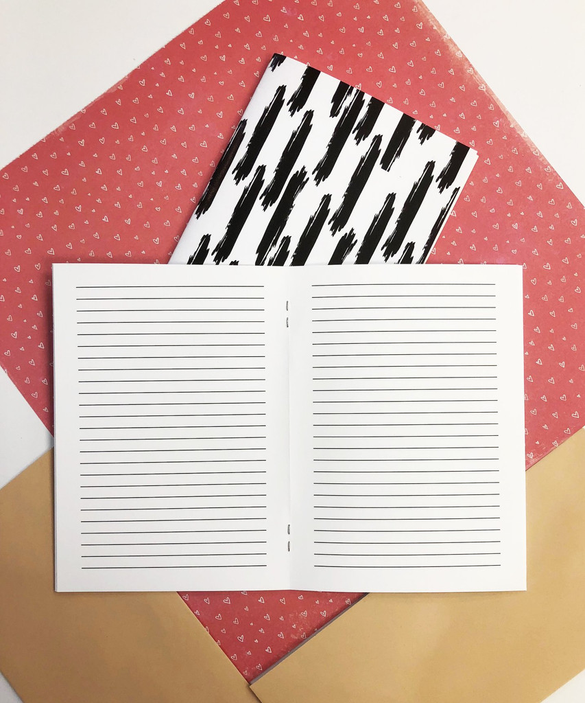 B6 Traveler's Notebook Inserts // Lined