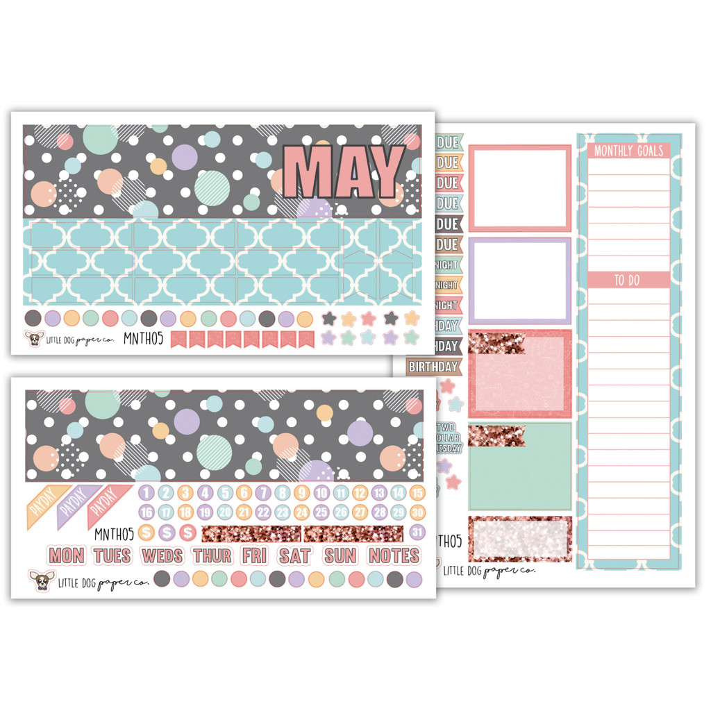 Bubbles Monthly Kit