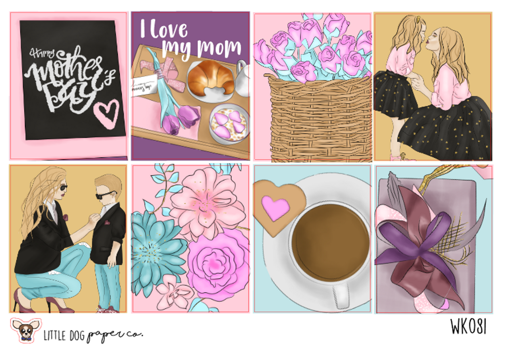I Love Mom Collection