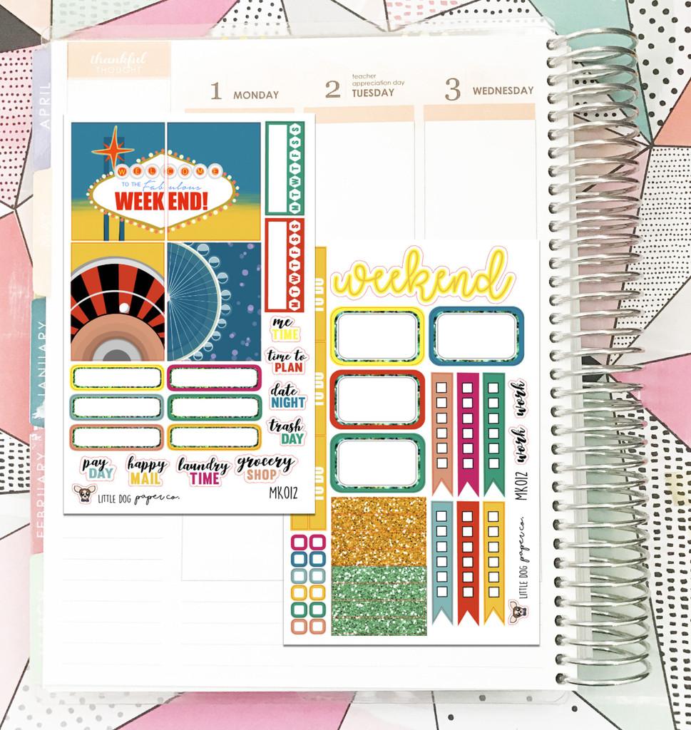 I Heart Vegas Collection Mini Kit