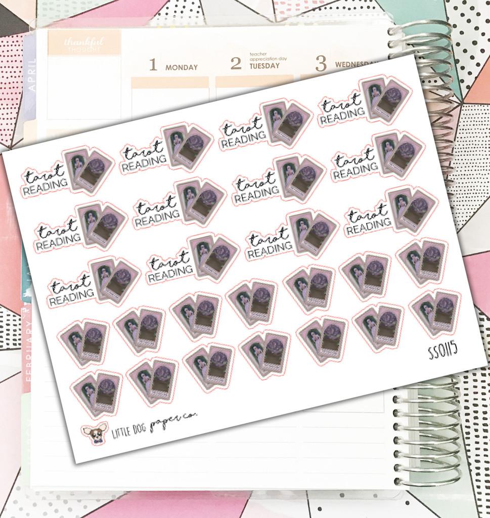 Tarot Reading Stickers