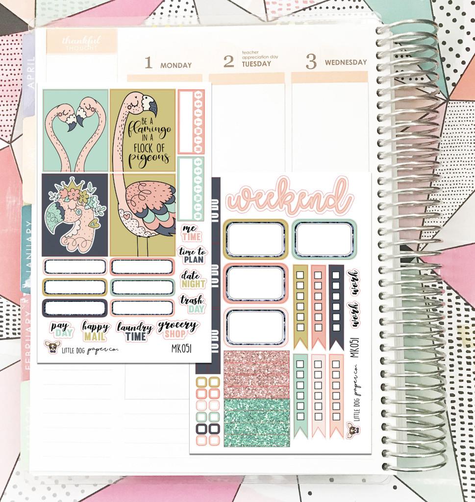 Flamingo Collection Mini Kit