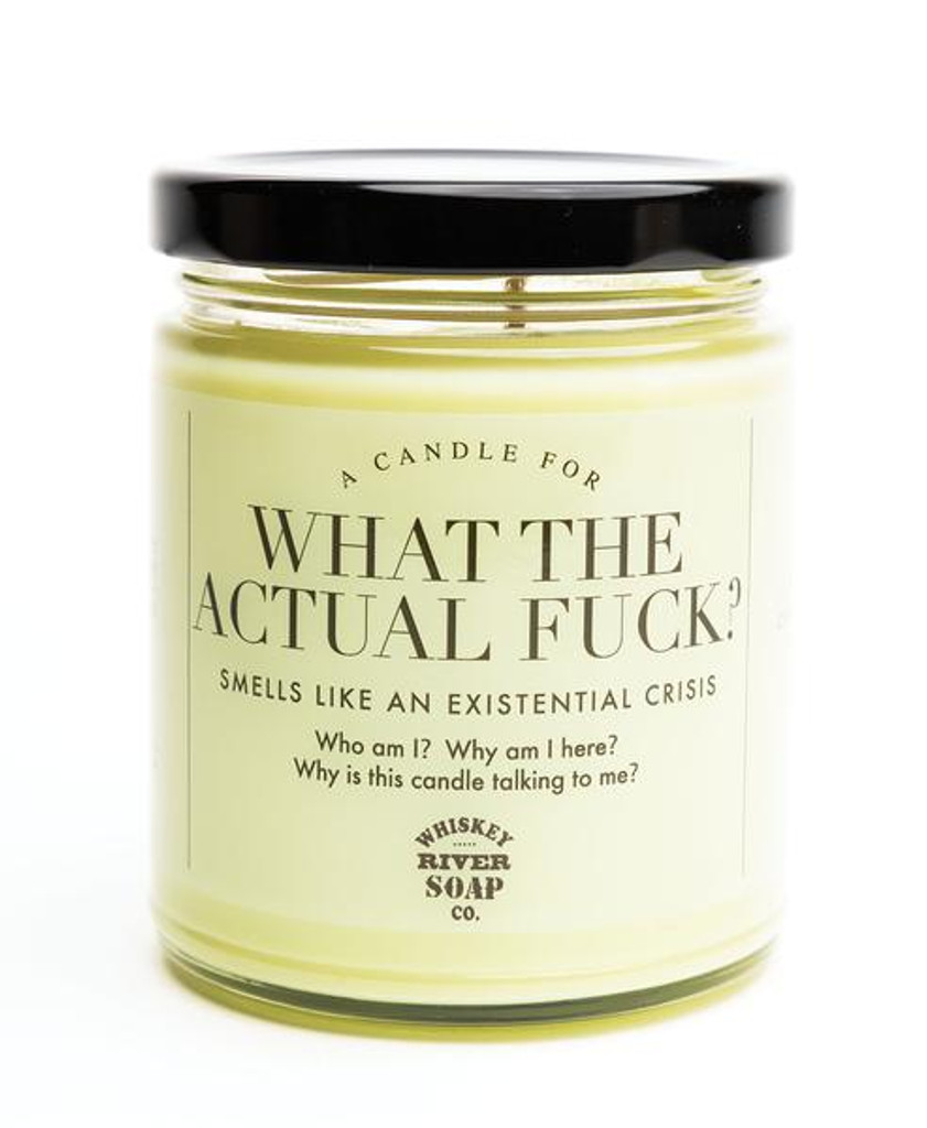What The Actual Fuck Candle