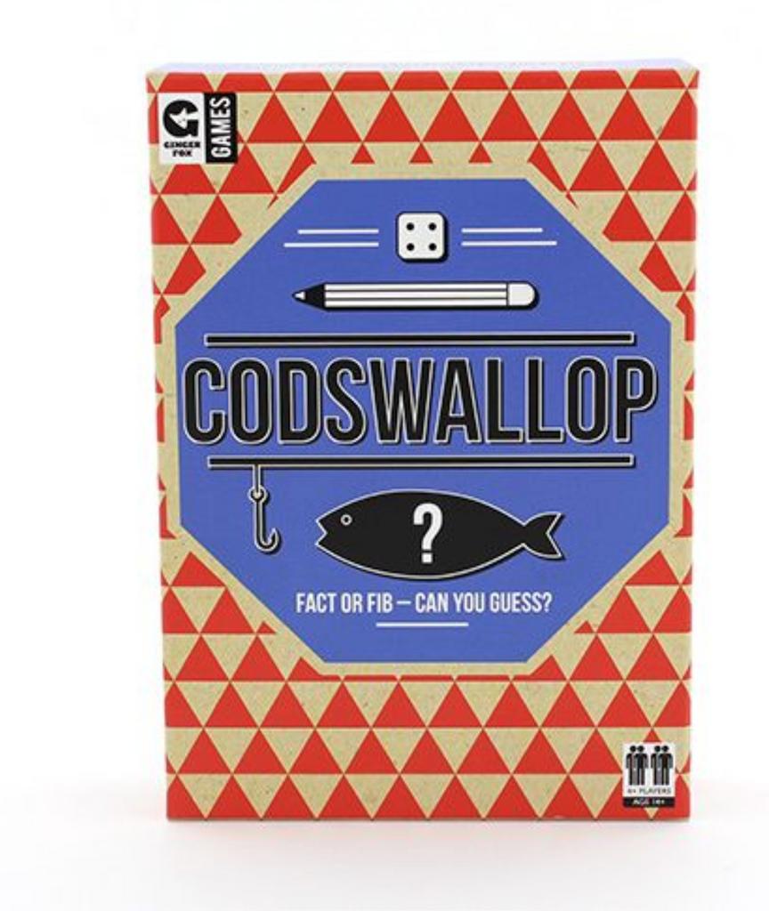 Codswallop Game