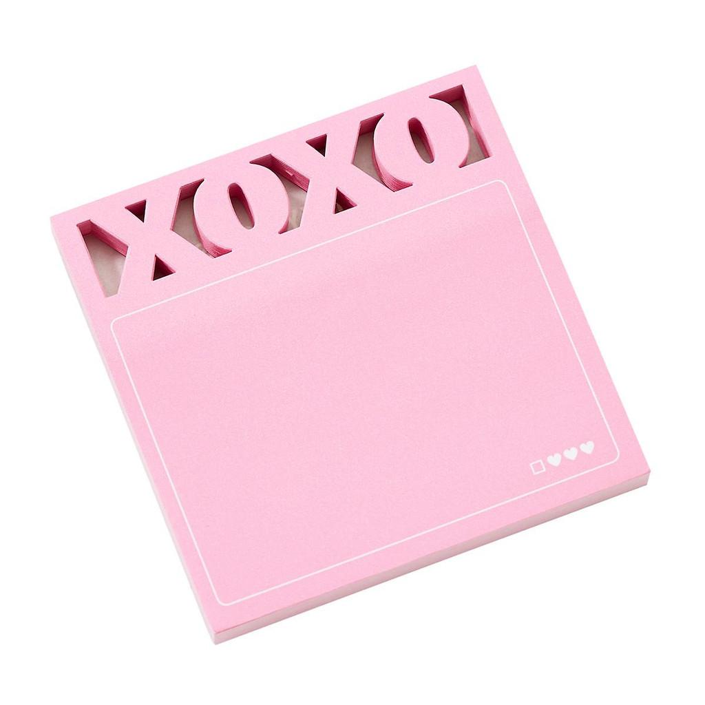 XOXO Diecut Sticky