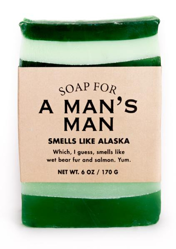 A Man's Man Soap