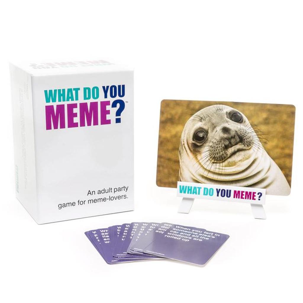 What Do You Meme? Main Game