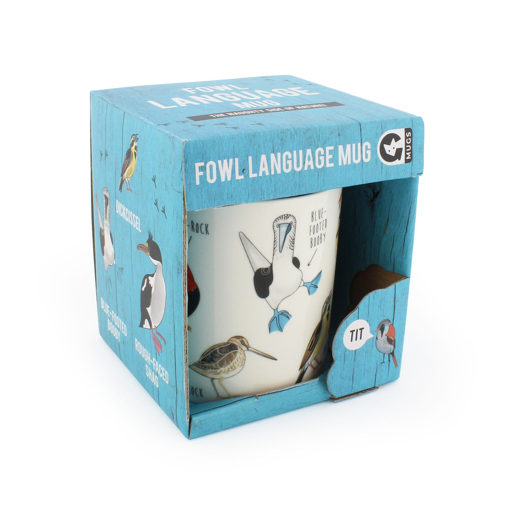 Fowl Language Mug
