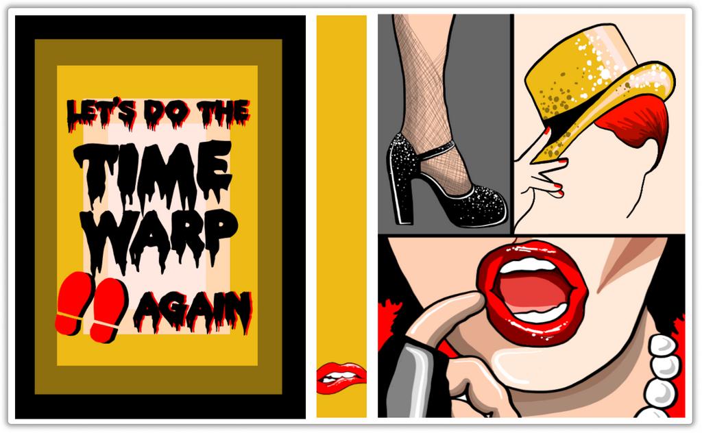 Time Warp Sticker Album