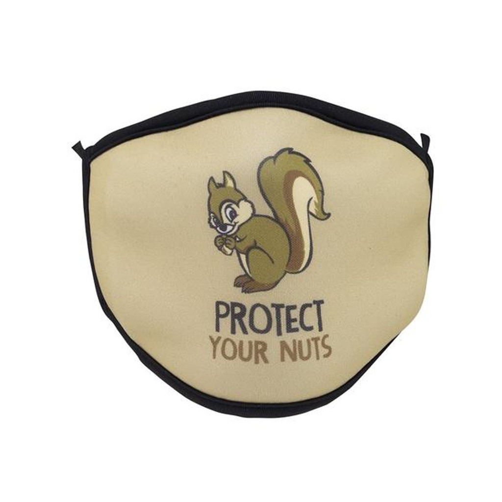 Protect Your Nuts Face Cover