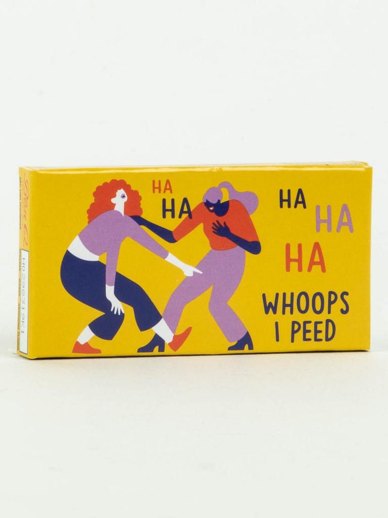 Ha Ha Whoops I Peed Gum