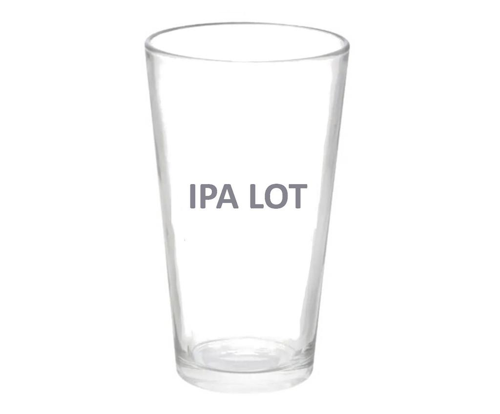 IPA Lot Pint Glass