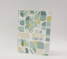 Add to Cart Kinda Day Sticker Album