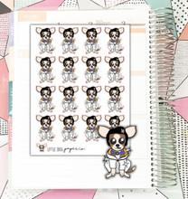 Shelvis Stickers