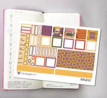 PIVOT Hobonichi Sticker Kit