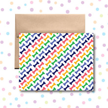Bone Pattern Card
