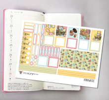Easter Hobonichi Sticker Kit