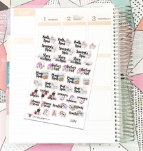 Mom Icons Stickers