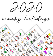 2020 Wacky Holidays Bundles