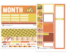 Fast Food Monthly Kit