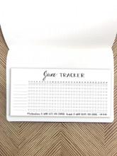 June Habit Tracker Sticker