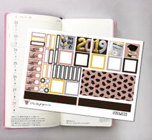 Congrats, Grad Hobonichi Sticker Kit