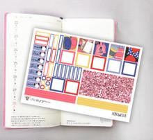 Castle Dreaming Hobonichi Sticker Kit