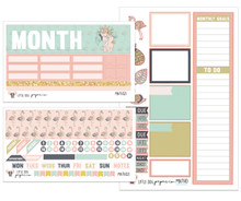 Flamingo Monthly Kit