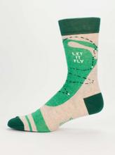 Golf Swing Your Thing Men's Crew Socks