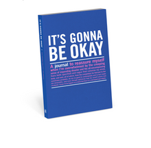 It's Going to Be Ok Mini Journal