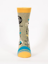 Cornhole So Stupid So Fun Men's Crew Socks